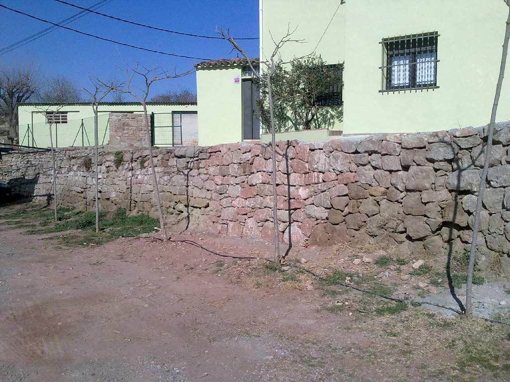 Muros de contenci n for Lidl oficinas centrales