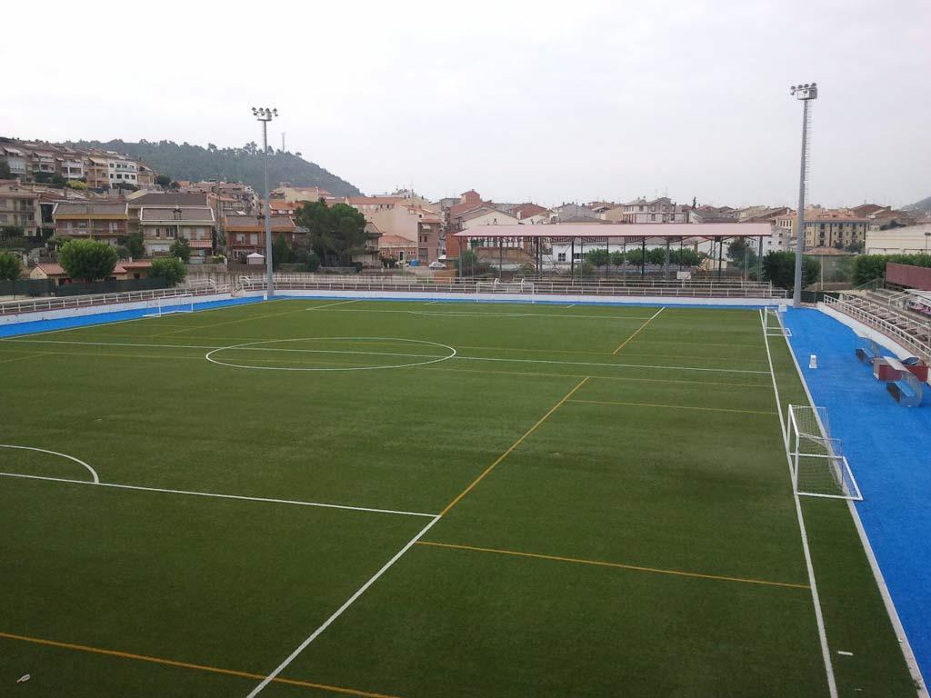 Zonas deportivas for Lidl oficinas centrales
